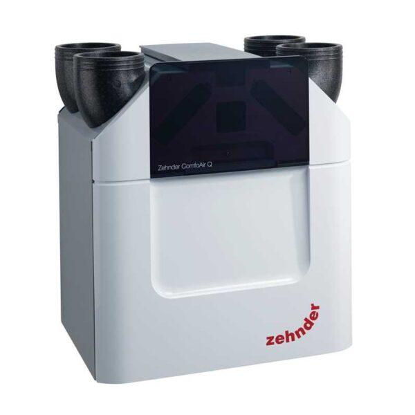 Unitate ventilatie cu recuperare caldura Zehnder ComfoAir Q450 TR