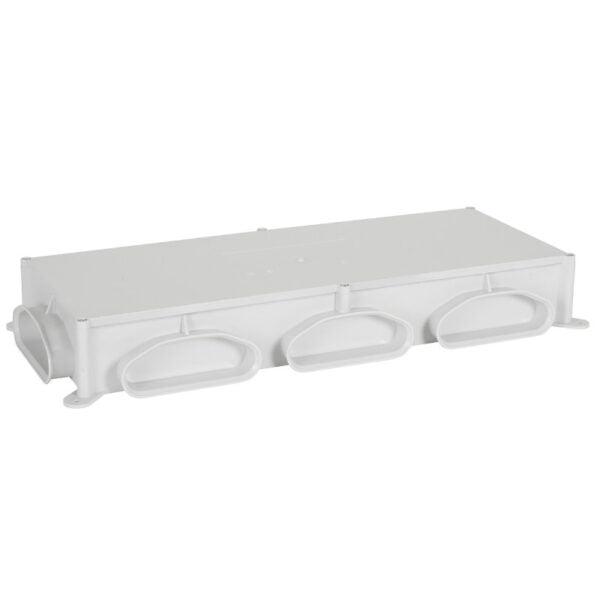 Plenum distribuitor profi-air flat cu 5 racorduri