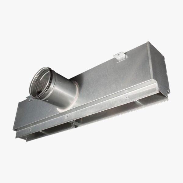 Plenum ventilatie RDS Airvent