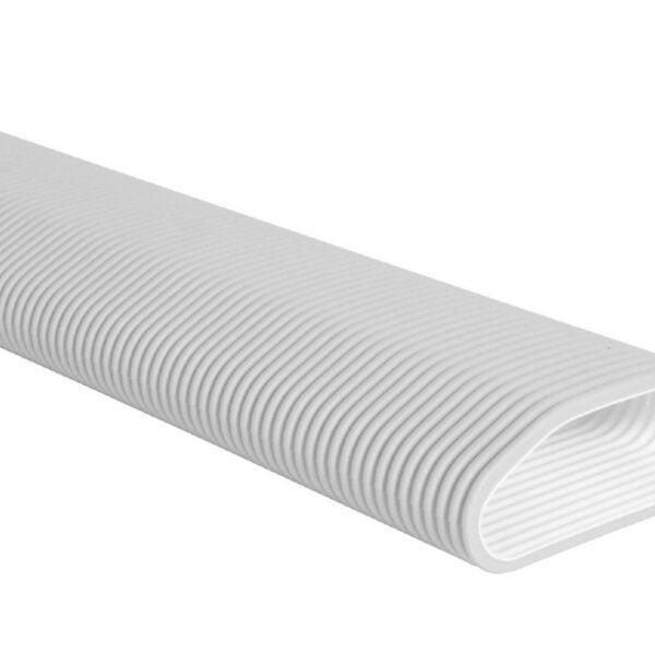 Tub ventilatie profi-air tunnel, 132 x 52 mm, in bara 3 m/12 m