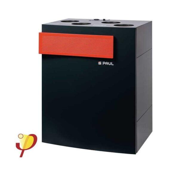 Unitate ventilatie cu recuperare caldura comfort Novus 300