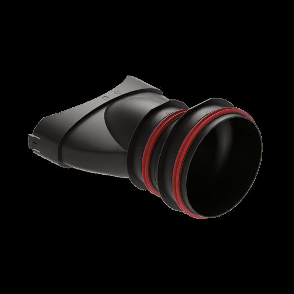 Adaptor conectare orizontala, intre distribuitor ARIA si unitate DN125 /160 mm