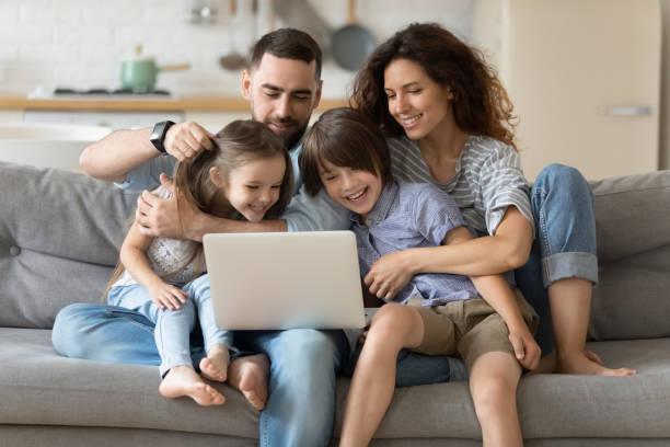 ventilatie recuperare de caldura familie fericită