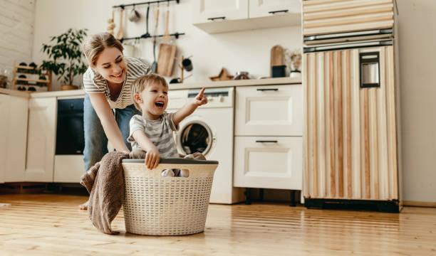 ventilatie recuperare de caldura mama cu copilul se joaca
