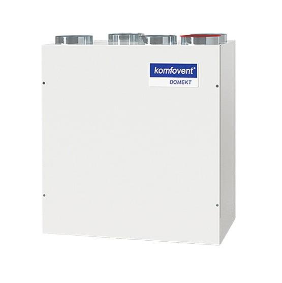 Unitate ventilatie cu recuperare caldura Komfovent Domekt R190 V