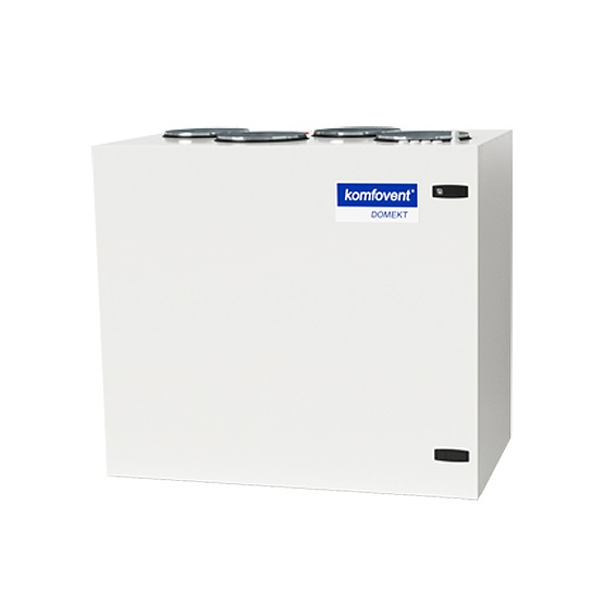 Unitate ventilatie cu recuperare caldura Komfovent Domekt R 500 V