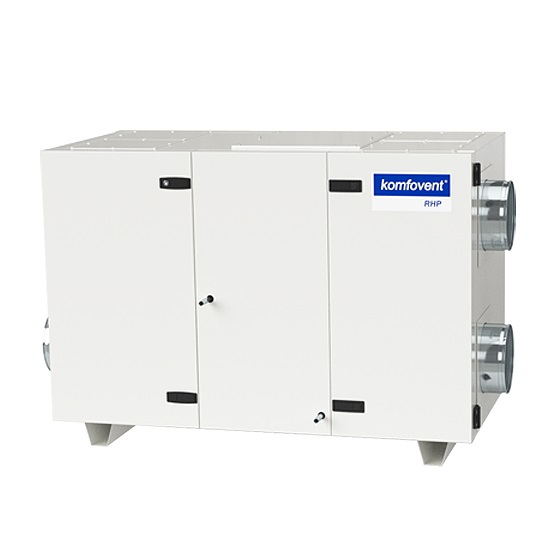 recuperator caldura RHP-600U