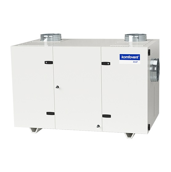 recuperator caldura RHP-800U