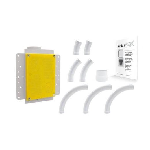 Kit de instalare Retraflex pentru aspiratie centralizata