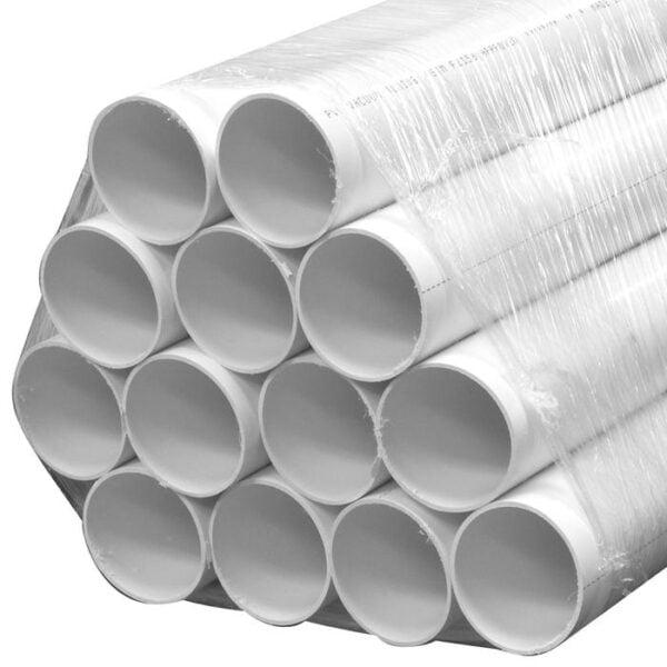 Tubulatura PVC pentru aspiratie centralizata
