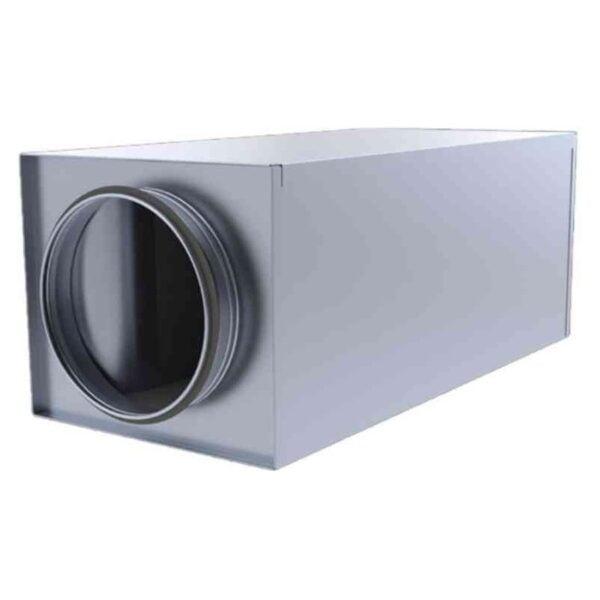 atenuator zgomot ventilatie