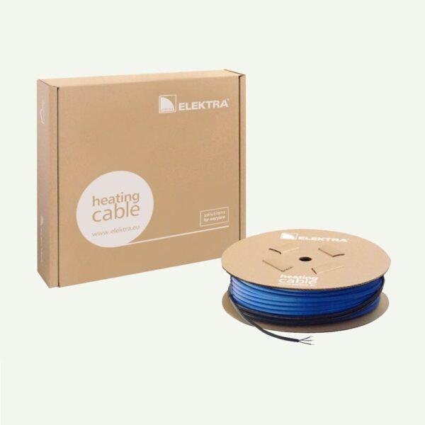 Cablu incalzire pardoseala VCD Elektra – 11m, 10W/m