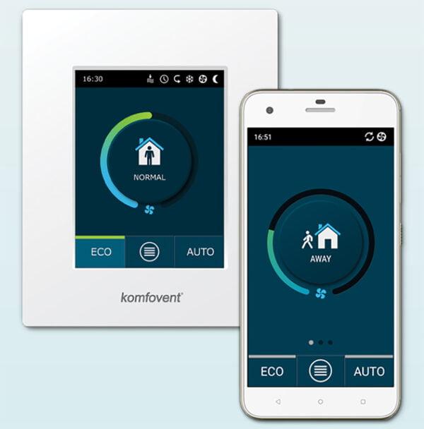 panou de control c6 cu aplicatie pentru mobil