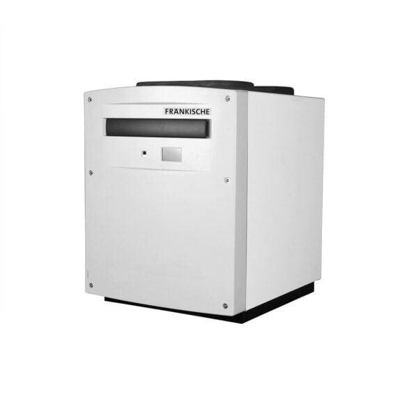 Unitate ventilatie cu recuperare caldura profi-air 250 touch