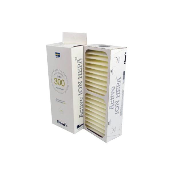 Filtru Active ion Hepa Wood's 300/310