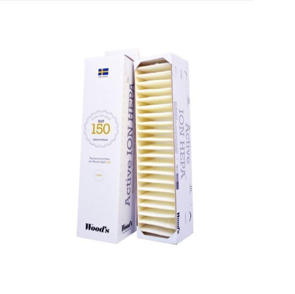 filtru active ion hepa woods 150