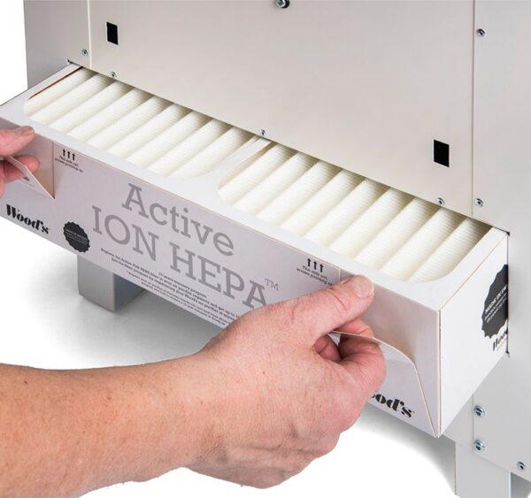 purificator aer 310fc filtru active ion hepa