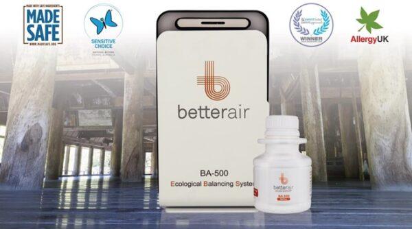 purificator aer cu probiotice
