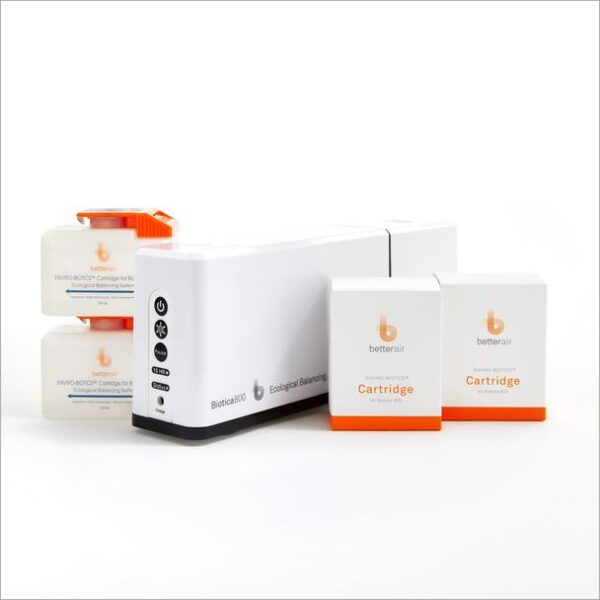 purificator aer cu probiotice Biotica 800, cu cartus